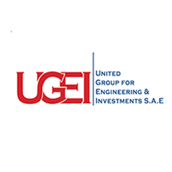 United group for engineering and investment's logo