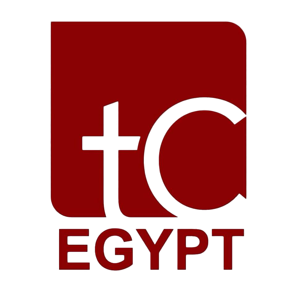 tC Egypt's logo