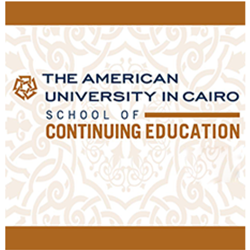 AUC School of Continuing Education's logo