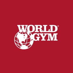 World Gym Egypt's logo