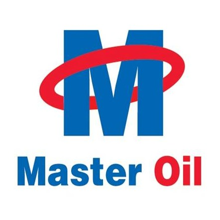 Master Oil Co.'s logo