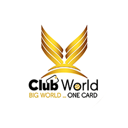Club world's logo