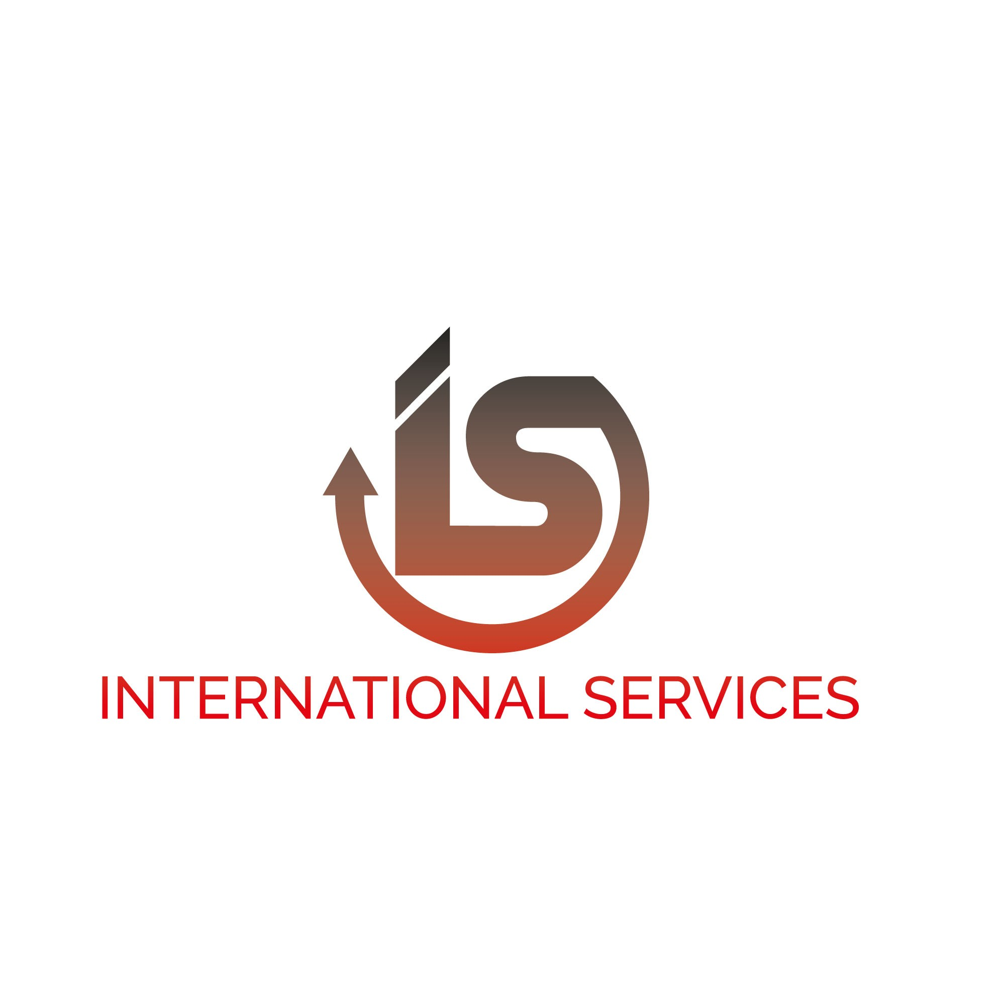 international services Company's logo
