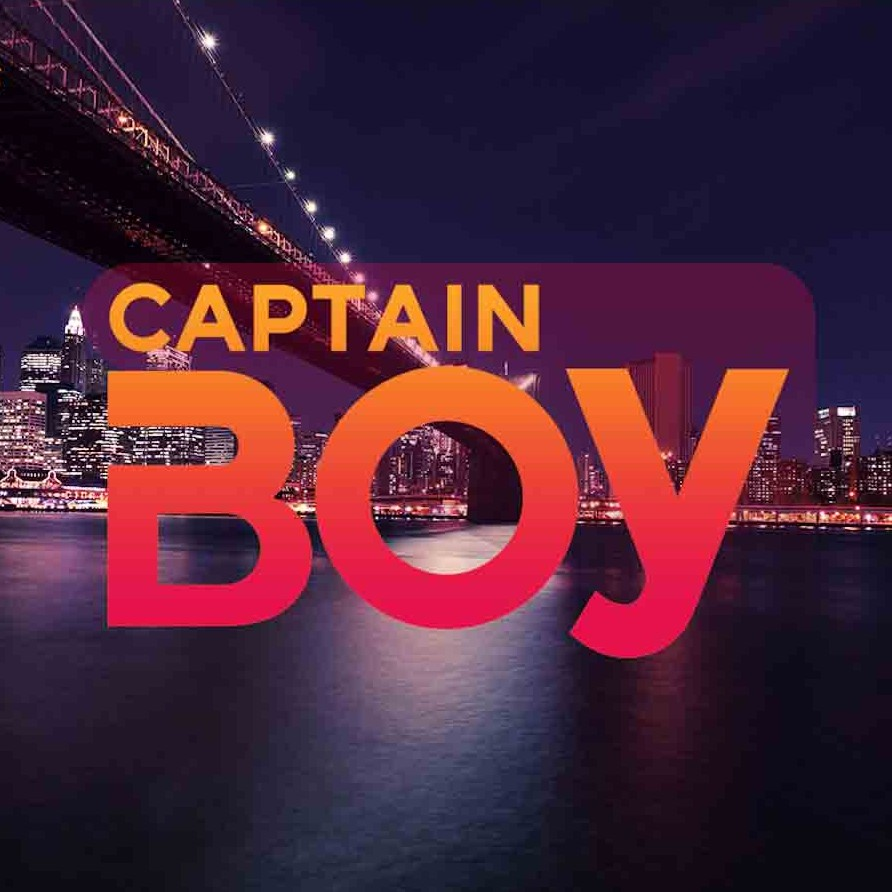CAPTAIN BOY's logo