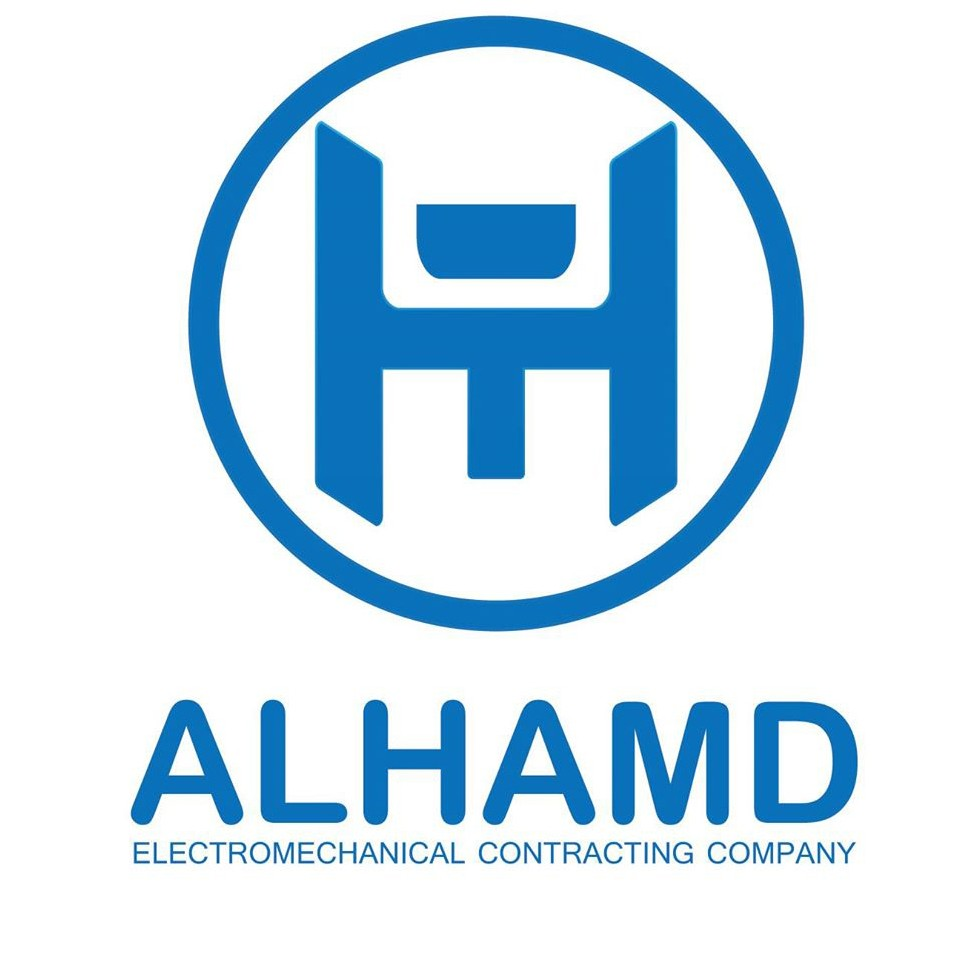 Alhamd Contracting Company's logo