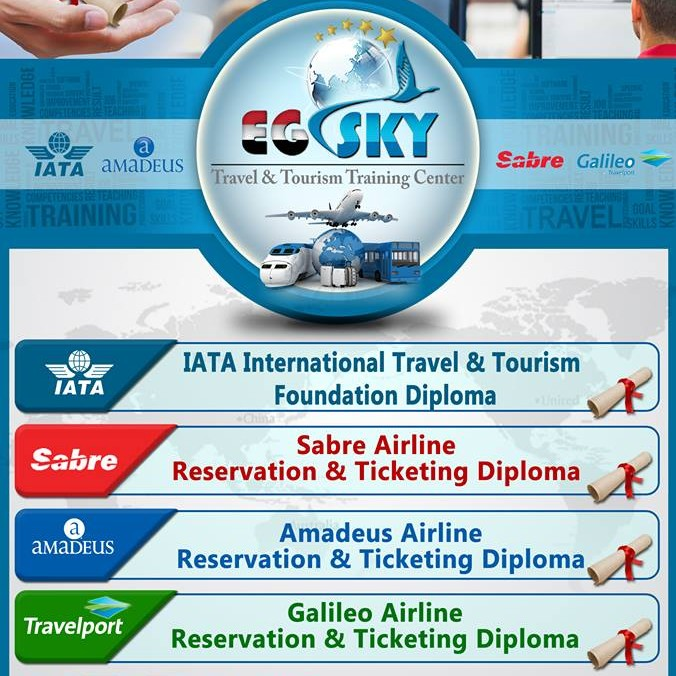 EG SKY Travel & Tourism Training Center's logo