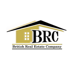 British Real Estate 's logo