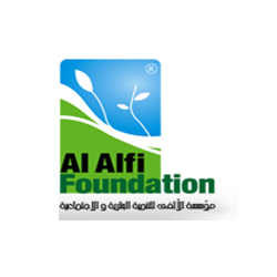 Al Alfi Foundation for Human and Social Development's logo