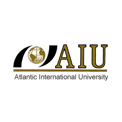 Atlantic International Unviersity's logo