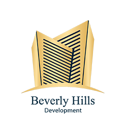 Beverly Hills development's logo