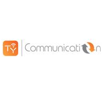 TY communication's logo