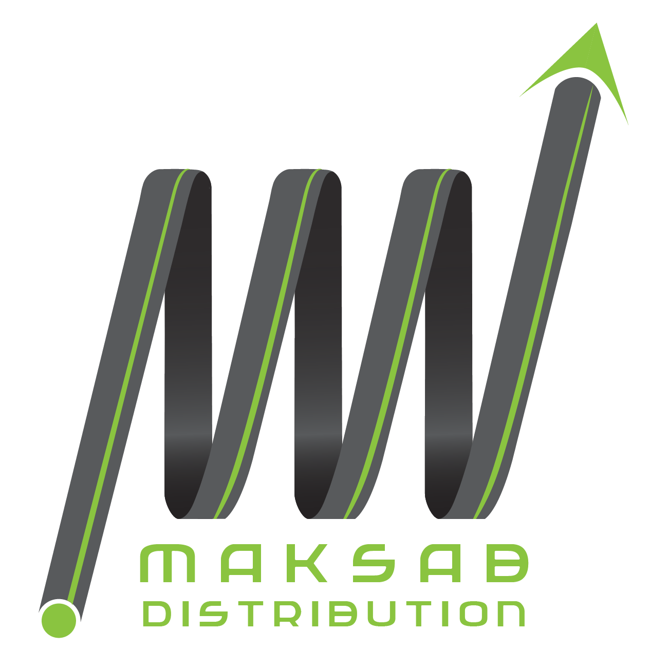 Maksab Distribution's logo