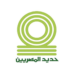 Egyptian Steel's logo