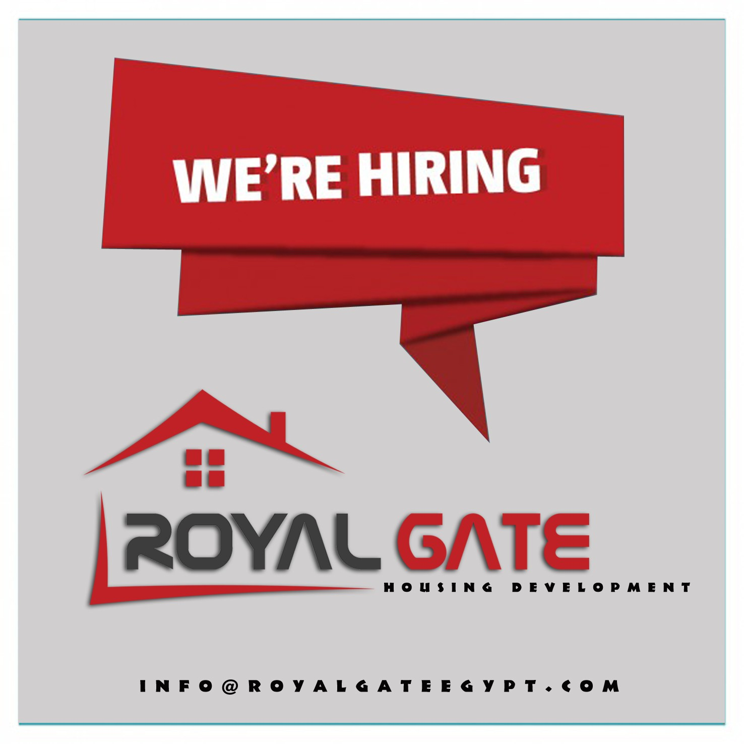 Royal Gate For Housing Development's logo