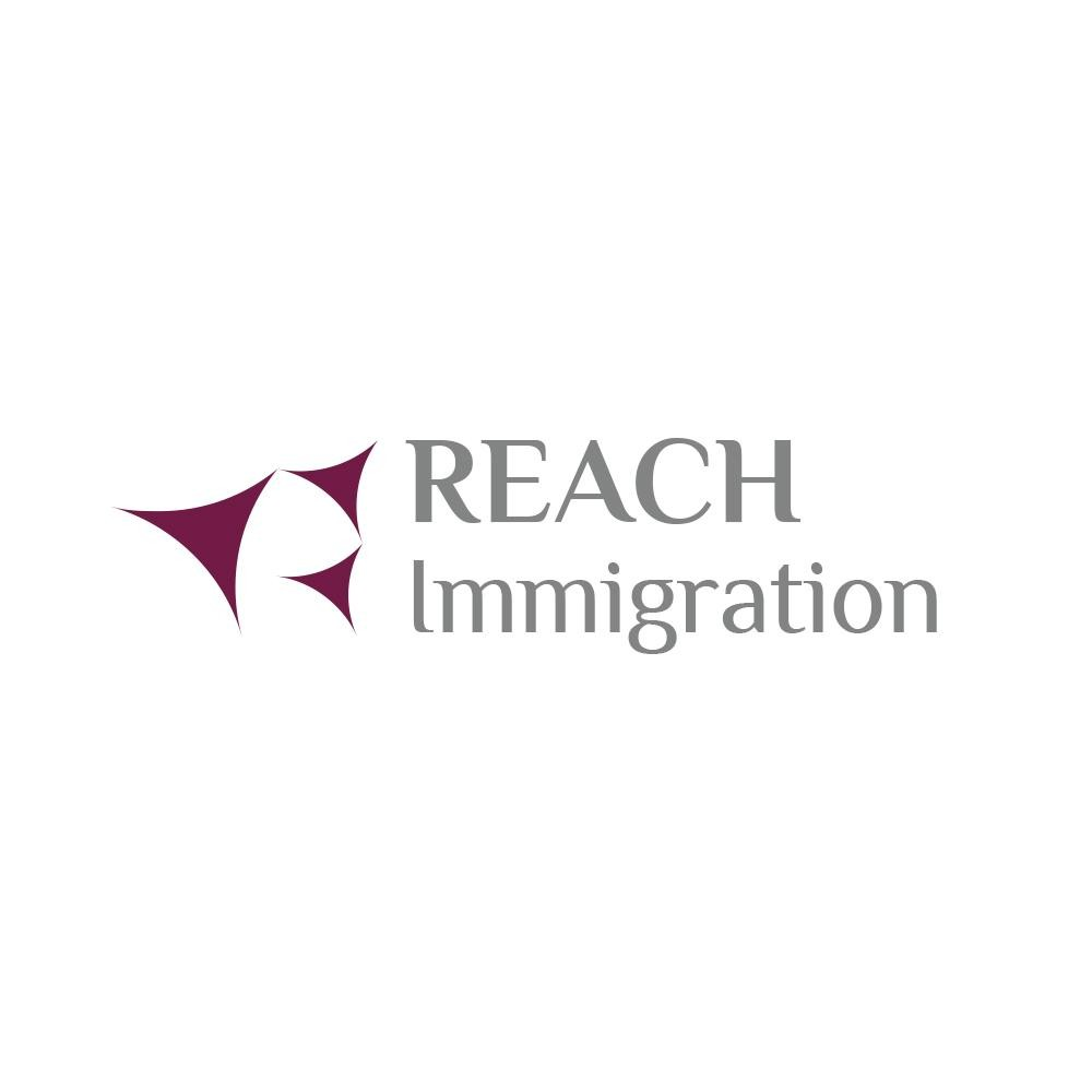 Reach Immigration's logo
