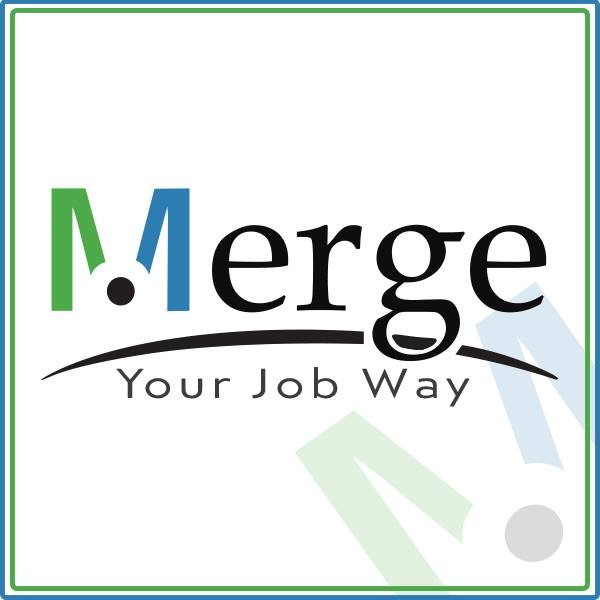 Merge Recruitment Agency's logo
