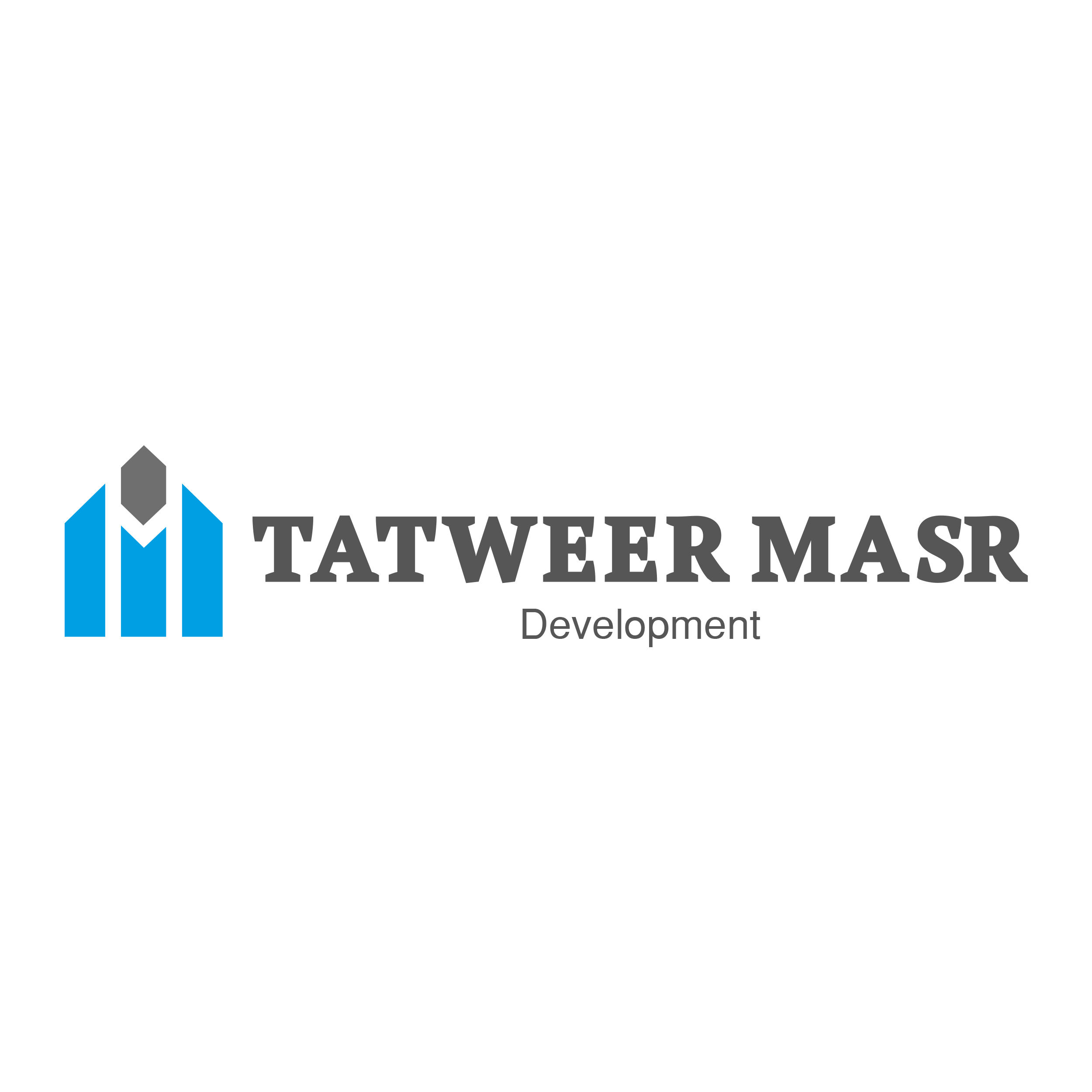 Tatweer Masr Development 's logo