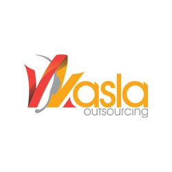 Wasla Outsourcing's logo