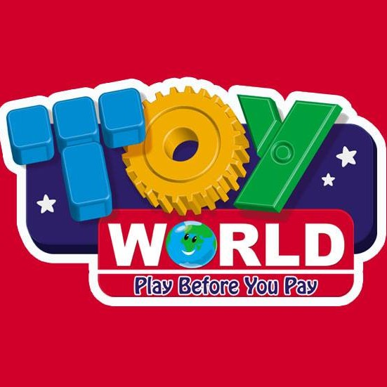 Toy world's logo