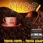 KH&P coffee boutique's logo