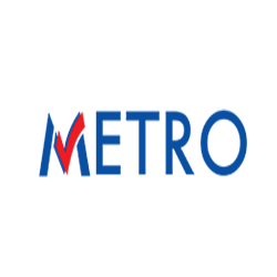 Metro Markets for traiding and distribution's logo
