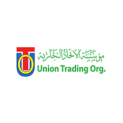 Union trading organization's logo