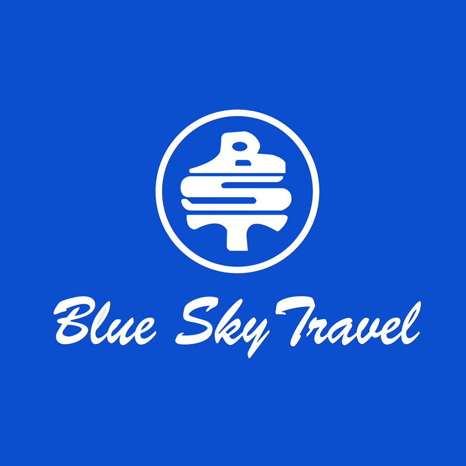 Blue Sky Travel 's logo