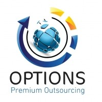 options premium outsourcing's logo