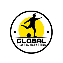Global for players marketing's logo