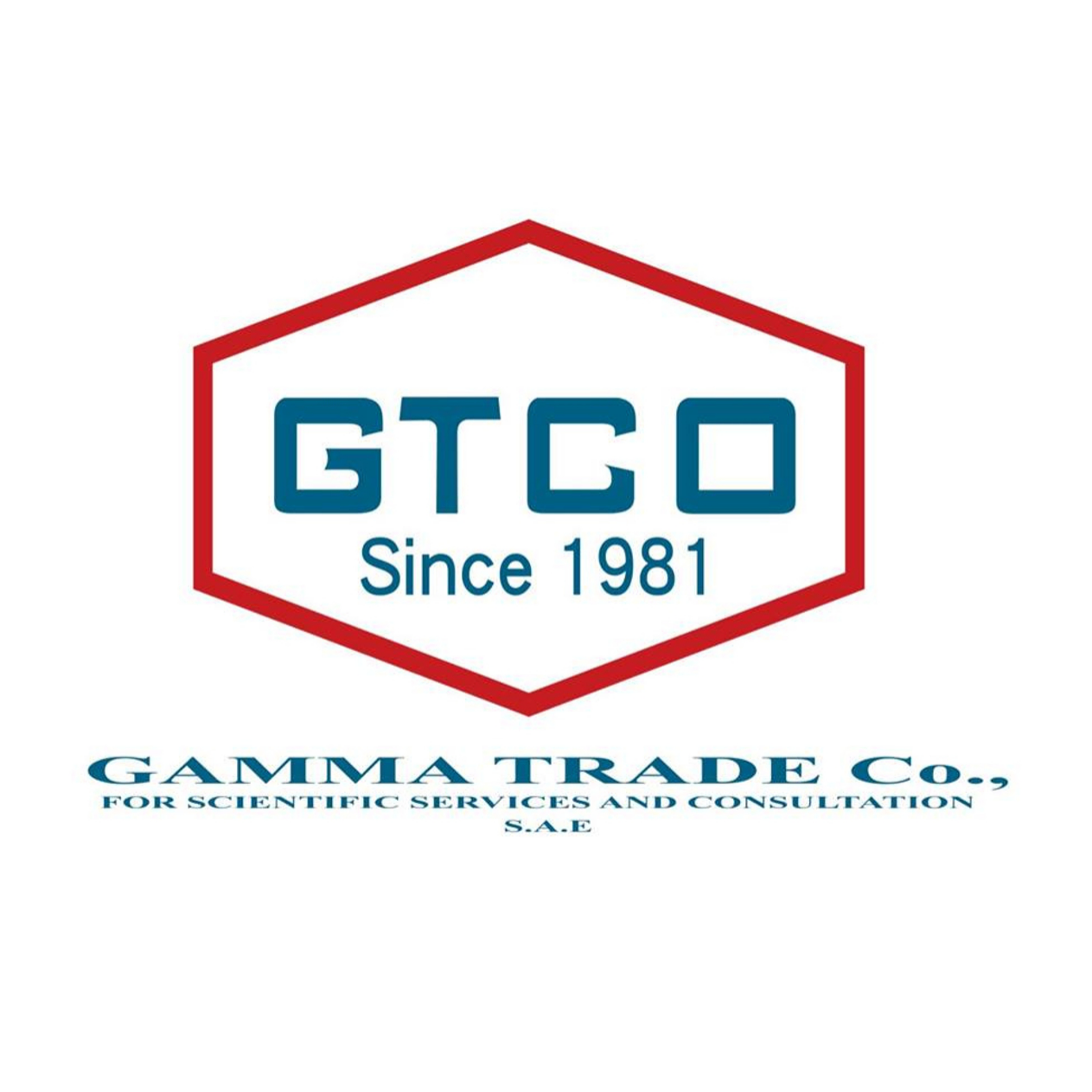 Gamma Trade co for scientific services & consultation's logo