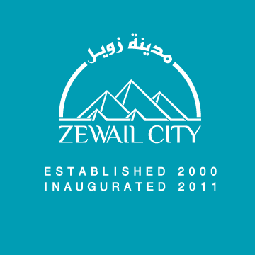 Zewail City's logo