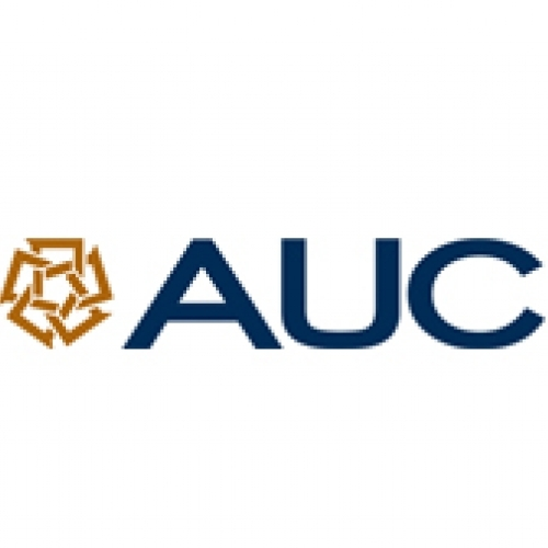 American University in Cairo's logo