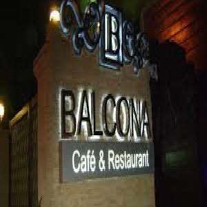 Balcona restaurant and cafe
