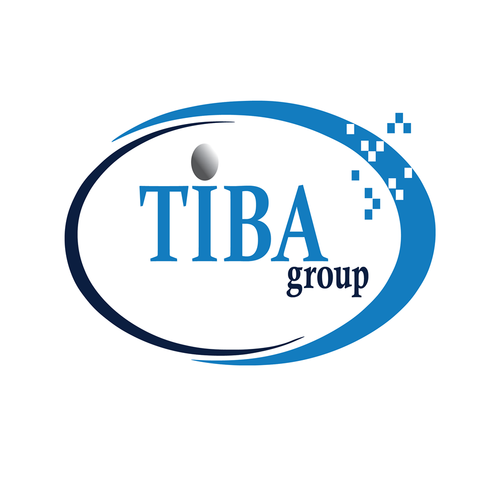 Tiba Group's logo
