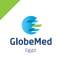 GlobeMed Egypt's logo