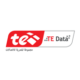 TE-Data's logo
