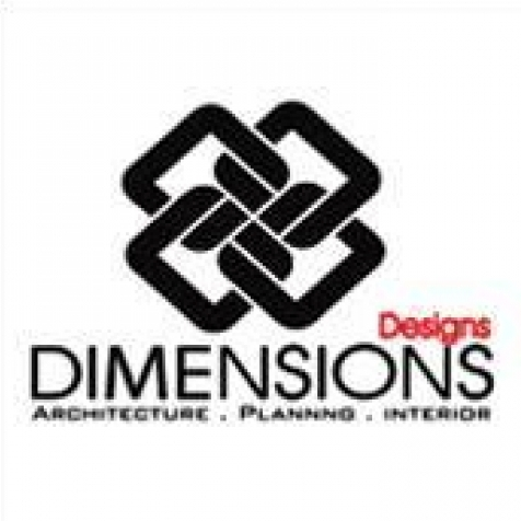 Dimensions Design International's logo
