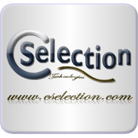 C Selection's logo