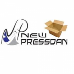 New Pressdan for Printing's logo