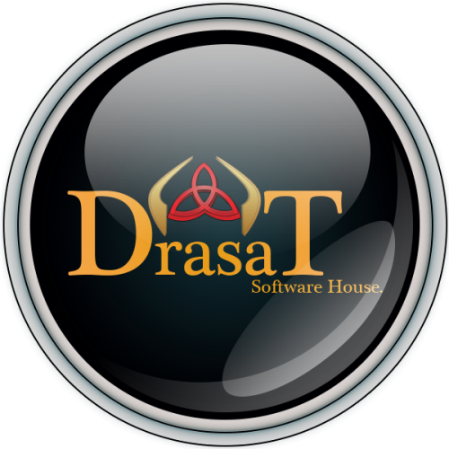 Drasat Software House's logo