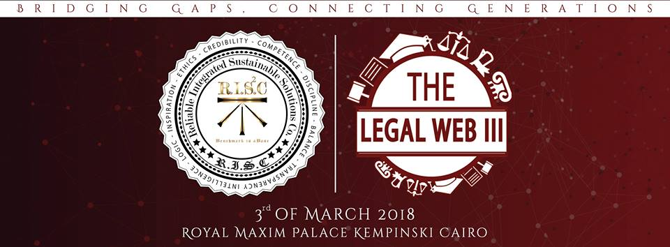 The Legal Web III Conference - RISC Legal Academy