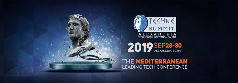 Techne Summit 2019, The Mediterranean Leading Tech Conference