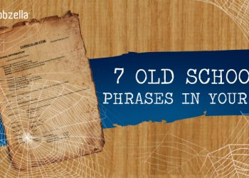 7 Old school cv phrases
