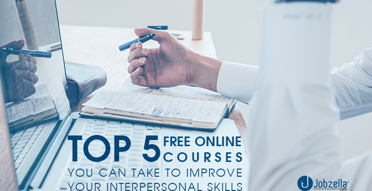 top 5 free courses to improve your interpersonal skills