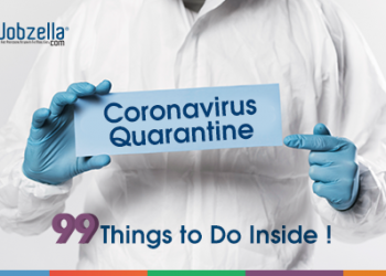 Coronavirus Quarantine | 99 Things to Do Inside