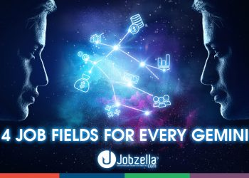 4 job fields for every Gemini - easy apply