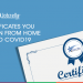 9 Certificates You Can Earn from Home Due to Covid19