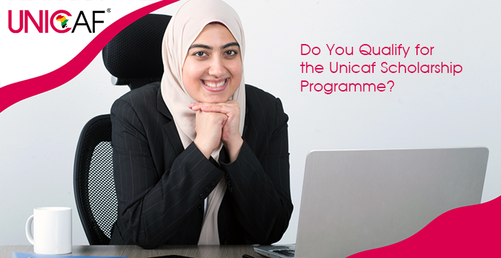 How to qualify for the Unicaf Scholarship Programme